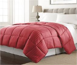 Home Collection Down Alter. Comforter Set Queen & King Quilt
