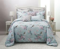 8 Piece Olmsted Oversized Comforter Set