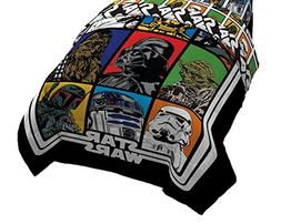 Lucas Film Star Wars Classic Twin/Full Reversible Comforter