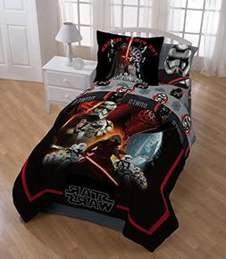 Lucas Film Star Wars Ep7 Photoreal Twin/Full Reversible Comf