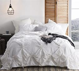 Byourbed BYB Knots - Handcrafted Texture Ties King Comforter