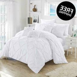 Chic Home Valentina 10Piece Bed In A Bag Duvet Cover Set for