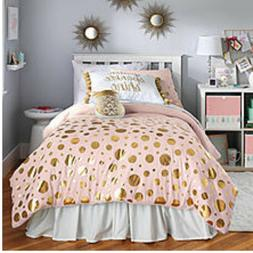 Madison Park Collection Gold Galaxy Comforter Set Bedding Tw