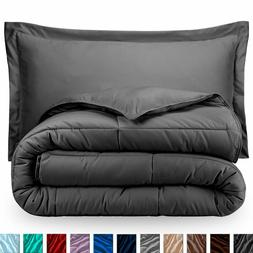 Bare Home Comforter Set - Twin/Twin Extra Long - Goose Down