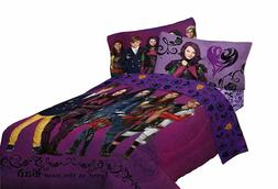 Descendants Twin/Full Comforter  Girls Bedding Bedroom Cover