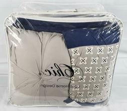 Chic Home Design Osnat 10-Pc. Bed In a Bag Comforter Set -Na