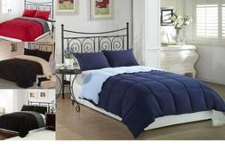 Down Alternative Comforter King Queen Full Size Comforters A