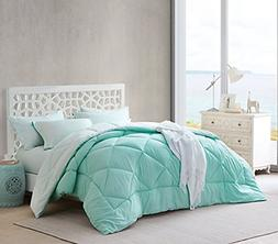 Byourbed Hint of Mint/Yucca Reversible - Full Comforter