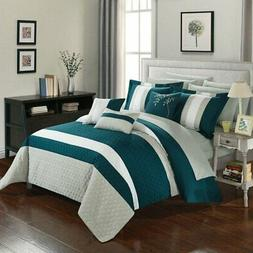 Chic Home Jared Bed in a Bag Comforter Set