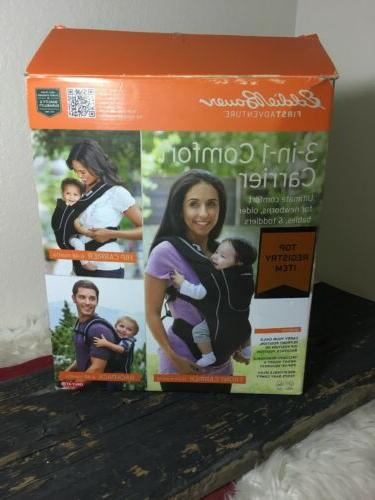 3 in 1 comfort sport baby carrier