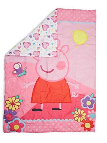 Peppa Pig Adoreable Bed Set,