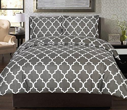 Utopia Cover Set Quality Luxurious Brushed Durable - Wrinkle, and Resistant - Machine Washable