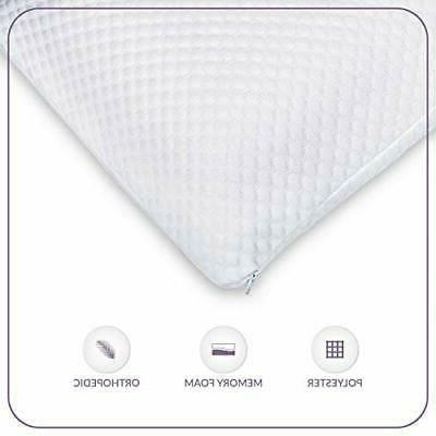 Ambesonne Comfort Foam with Ventilation Holes