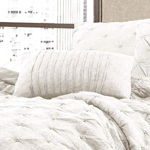 Lush Chic 5 Piece Comforter with - King