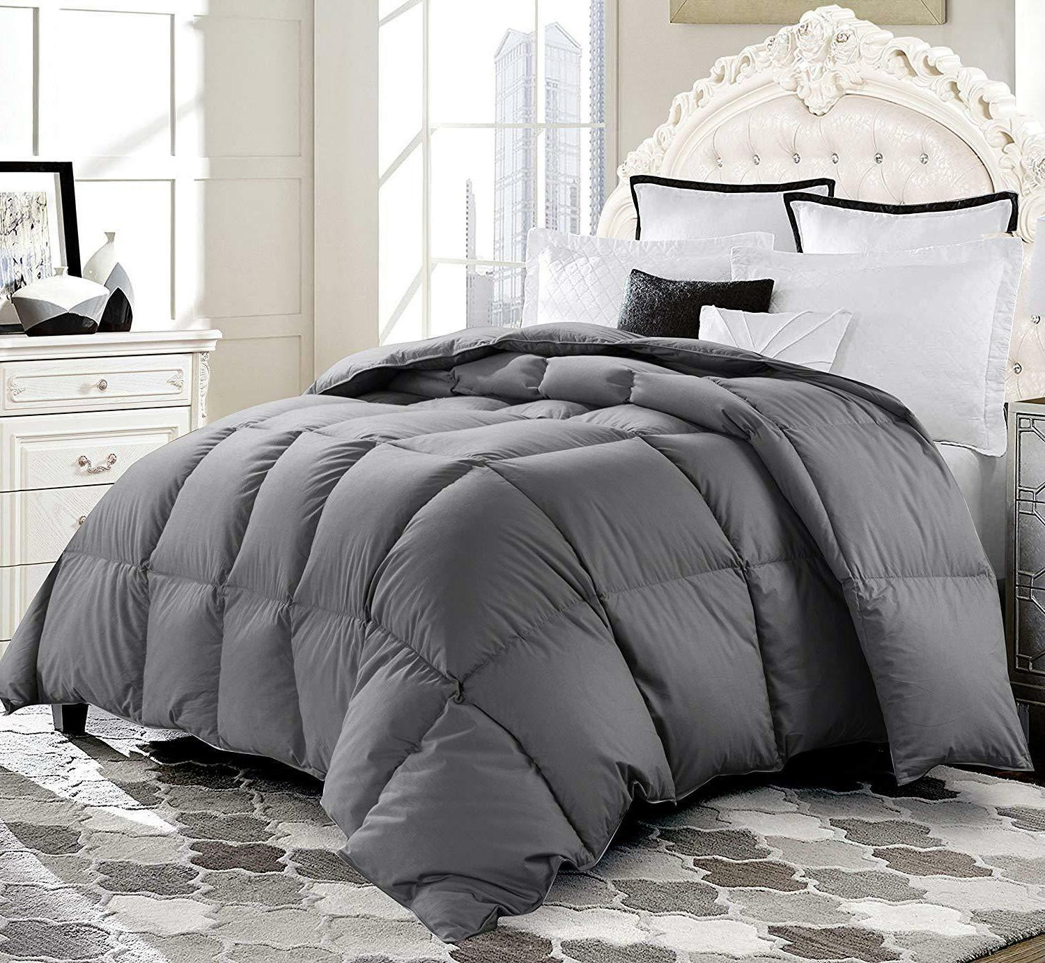 Deluxe 1200 Down Cotton, Down-like properties