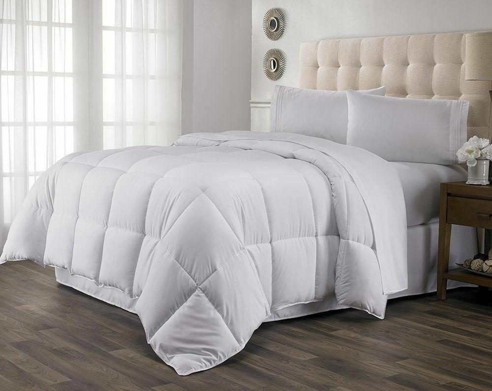 Comforter Set Goose Alternative Home Collection