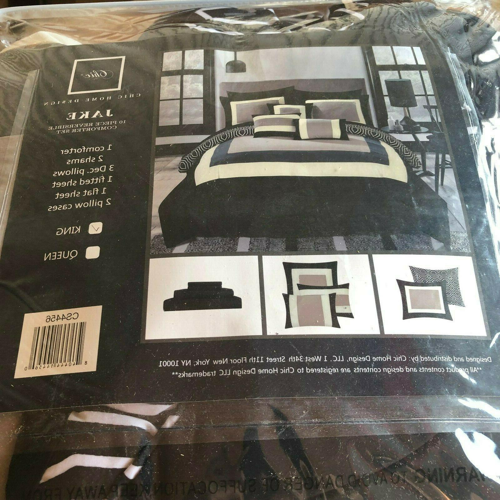 Chic Piece Comforter Hotel Collection