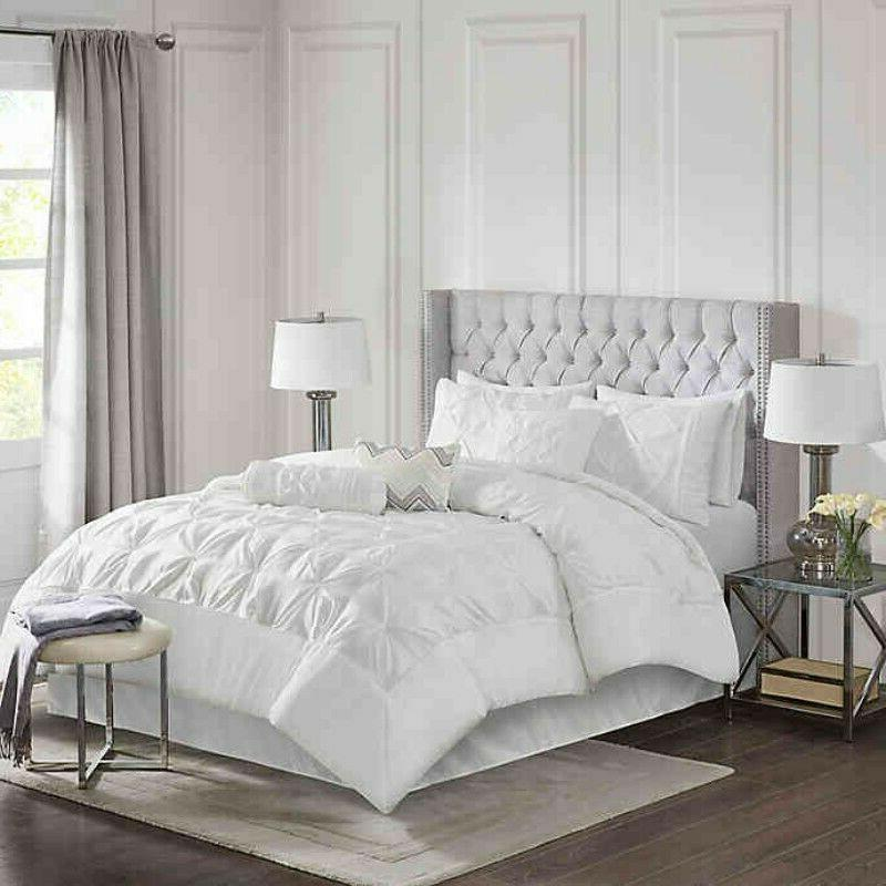 King Size Tufted Comforter ~