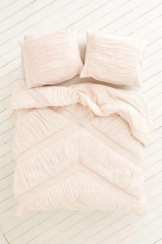 ruffle comforter twin xl new msrp 169
