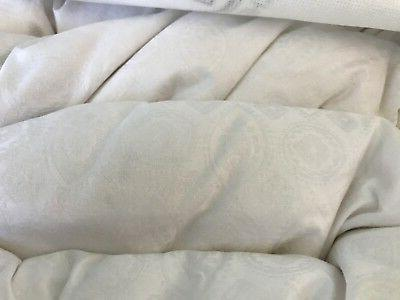 The Collection Fill Power Goose Comforter Twin NEW!
