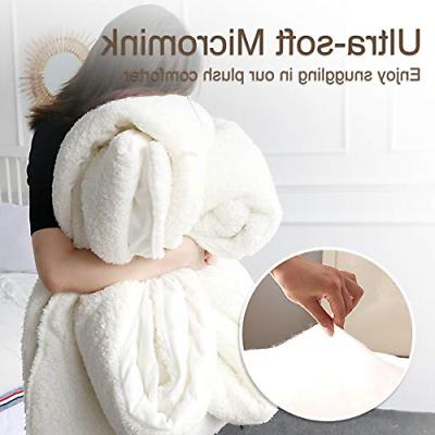 ARIGHTEX Ultra-Soft Micromink Sherpa 3D