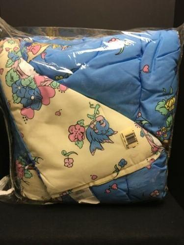 Vintage Twin Reversible Quilt New