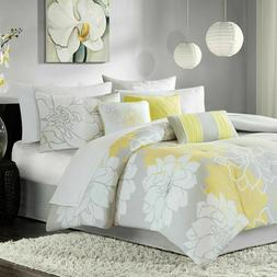 Madison Park Brianna 7-piece King/Cal King-size Comforter Se