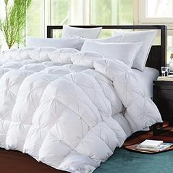 ROSECOSE Luxurious Heavy Goose Down Comforter King Size Duve