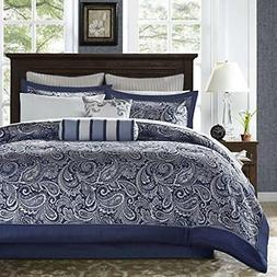 Madison Park Comforter Sets Aubrey King Size Bed In Bag - Na
