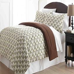 Shavel Home Products MFNCMQNPCN Micro Flannel Full/Queen Rev