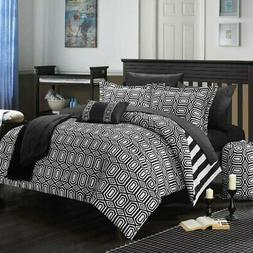 Nantes Comforter Set by Chic Home