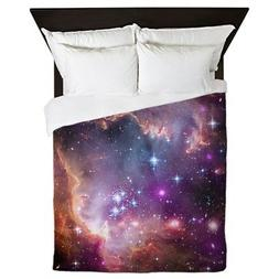 CafePress - Nebula - Queen Duvet Cover, Printed Comforter Co
