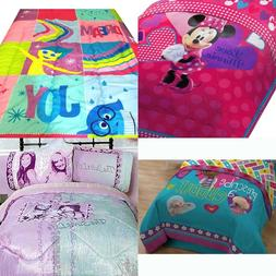 nEw GIRLS DISNEY BED COMFORTER - Minnie Mouse Doc McStuffins