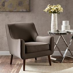 Madison Park Oxford Mid-Century Accent Chair Grey See below