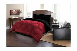 Silky Soft - Goose Down Alternative Reversible Comforter Set