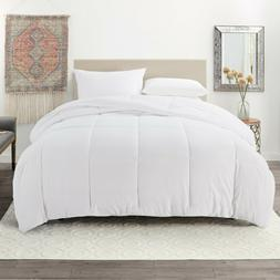 Ultra Soft Down Alternative Comforter All Season Quilted Duv