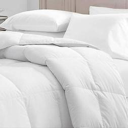 Willow Highlands White 45 Oz Twin Size Down/feather Comforte